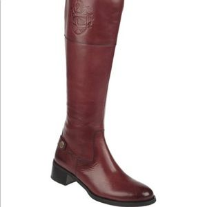 Etienne Aigner Chip Riding Boot in Cab